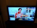 部屋 テレビ 写真です。