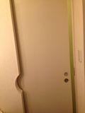 トイレドア 写真です 。