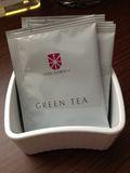緑茶ティーパック備え付け嬉しいです。