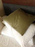 ベッド枕写真です。