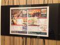 館内  飲食店 情報ボードです。