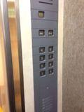 エレベータースイッチです。