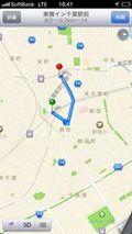 千葉駅から、ホテルまでは約10分ですね。