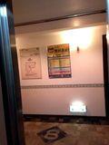 8F エレベーター前 写真です。