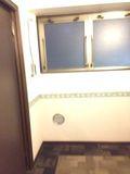 廊下 窓 写真です。