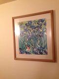 部屋 おしゃれ 絵画  です。