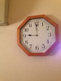 部屋 時計です。