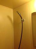 お風呂 シャワーヘッド 写真です。