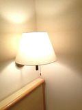 ベッドライト 写真