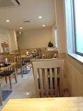 朝食会場 写真です。
