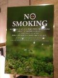 1Fは禁煙です。
