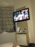テレビ 写真です。