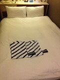 ベッド 写真です。