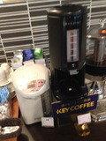 コーヒーメーカもあります!