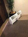 廊下にも空気清浄機があります!徹底ぶりです!!
