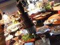 ホテル内レストラン「アーティストカフェ」