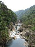 龍王峡です