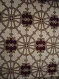 客室内アンティーク絨毯