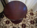 客室内テーブル