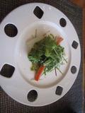 タイのカルパッチョサラダ