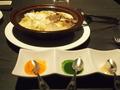 白菜と茸のタジン