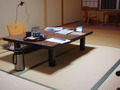 一人利用でも十分な広さの客室