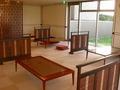 SPASSO(スパ)の休憩室です。