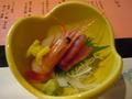 夕食(日帰りプラン)