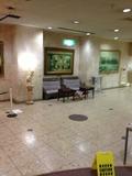 ホテルロビー写真です。