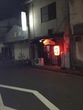 ホテル前の居酒屋です。
