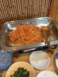 スパゲティです。