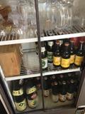 夜はビールもあります。