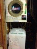 洗濯機は貸してくれますよ。