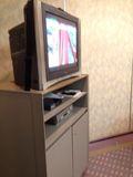 テレビ写真です。