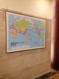 1Fロビー 地図です。