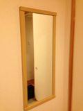 部屋鏡写真です。