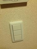 部屋スイッチです。