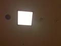 天井ライトです。