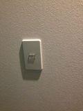 お部屋インターフォンです。