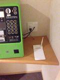 公衆電話にはメモ帳も添えられております。
