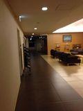 ロビー廊下写真です。