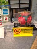 ホテルは全館禁煙です!