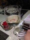 白ワインもあります。