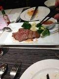 ステーキ最高です!