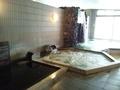 湯量豊富な内風呂