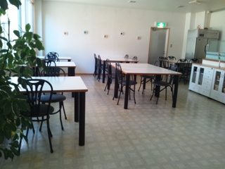 東山館食堂