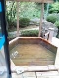 露天風呂その1