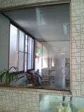 洗い場と脱衣場の間の窓
