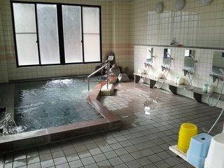 お風呂&洗い場