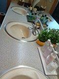 内湯、洗面台